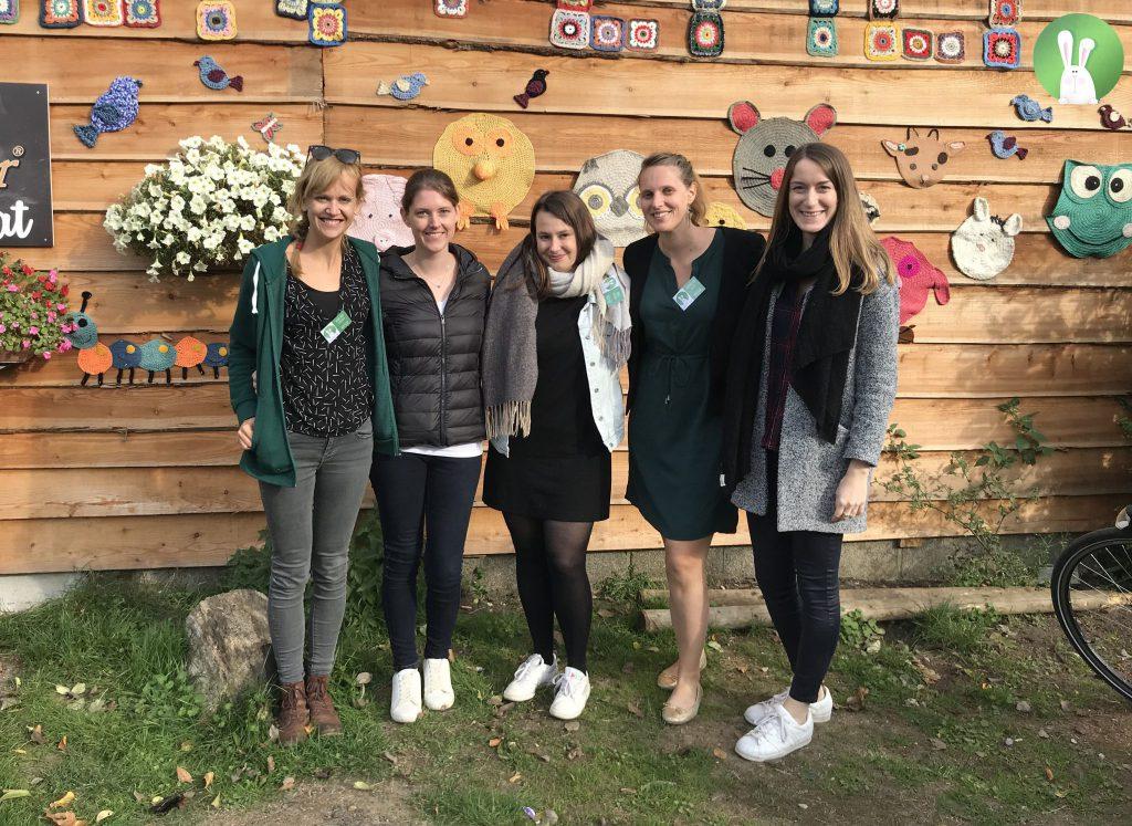 Team Hopster | Konijnenadviesbureau Hopster