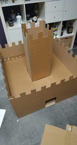 Zelf een konijnenkasteel maken | Konijnenadviesbureau Hopster
