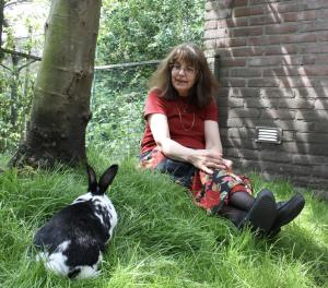 Toiletbakperikelen bij minder mobiele konijnen | Konijnenadviesbureau Hopster