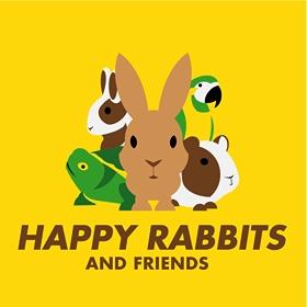 Happy Rabbits And Friends | Konijnenadviesbureau Hopster